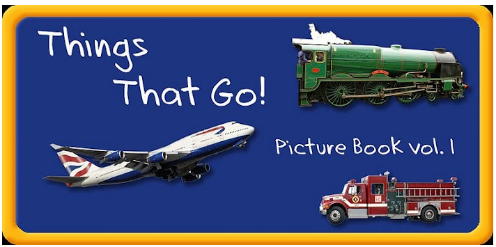 Things That Go! – Toddler Cars 1.8