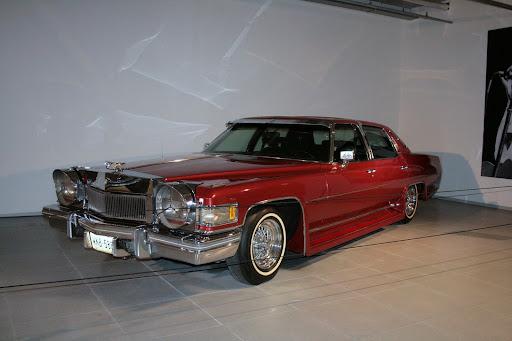 Cadillac FLEETWOOD (ex-Elvis