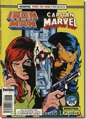 P00093 - El Invencible Iron Man - 203 &amp; #204