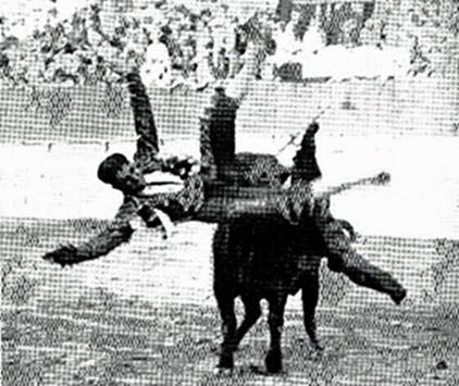 1915-09-00 Moron Cogida de Belmonte el primer día - copia