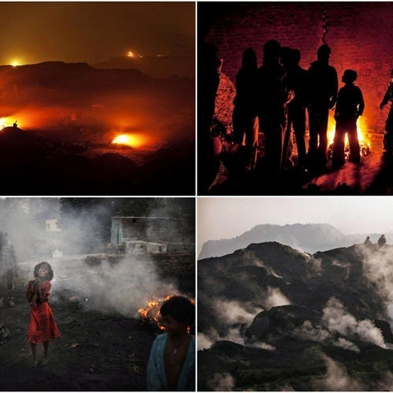 The Coal Fires of Jharia