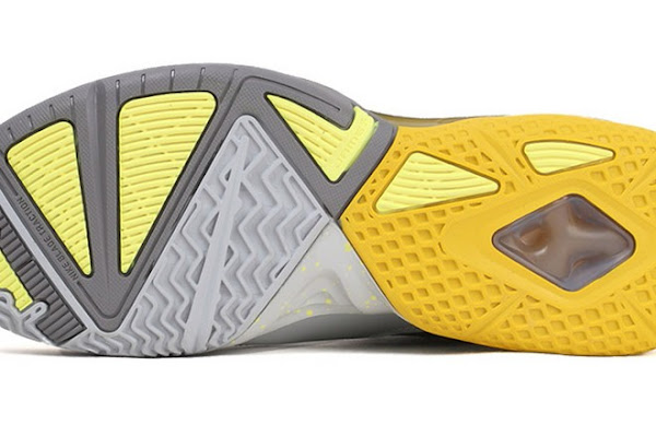 Nike Air Max Ambassador VI Grey  Yellow 536568006