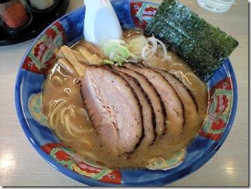 いっぱち@海老名 チャーシュー麺¥1000