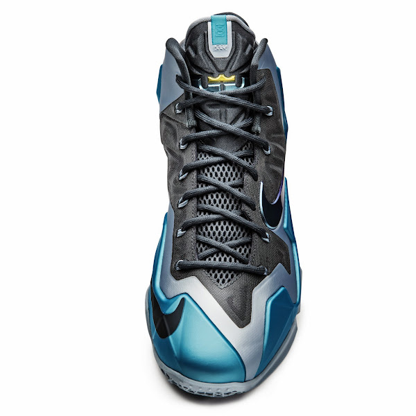 Nike Unveils LEBRON 11 Gamma Blue Confirms 1116 Launch