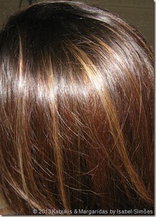 Alisar o cabelo
