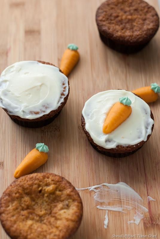 carrot cupcake 12