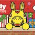 ▌小閃愛穿搭 ▌190 好開心Rody在2013一開始就這樣陪伴我呀!!! GIORDANO x Rody聯名系列