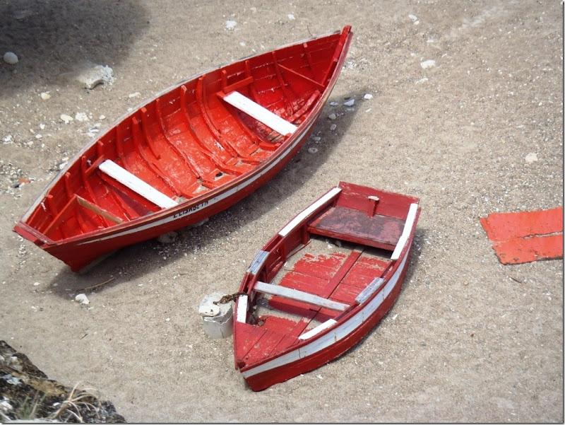 031g rote fischerboote