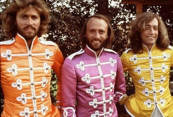 Bee Gees in Sgt Pepper