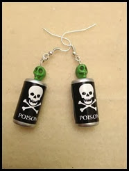 Best-Creative-Yet-Creative-Halloween-Earrings-2013-2014-For-Kids-Girls-2