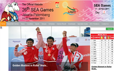 web site sea games