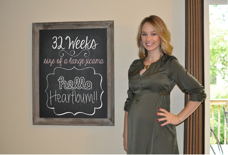 32 Weeks Blog