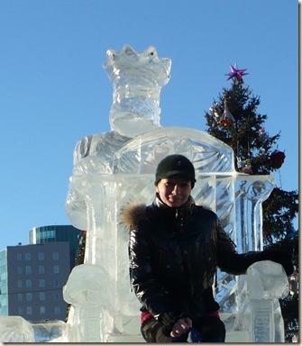 Irina ice