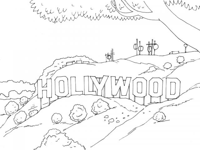 Coloring Pages For Universal Studios : Coloring pages for universal studios harry