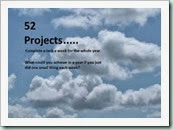 52 projects