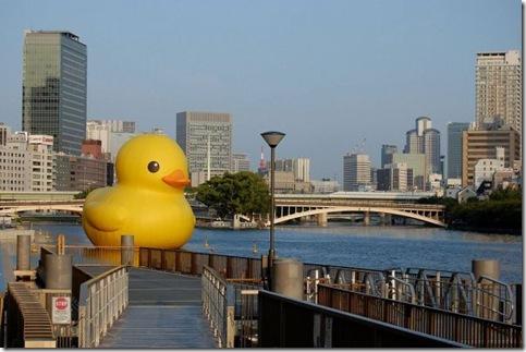 Florentijn Hofman (Rubber Duck) 2