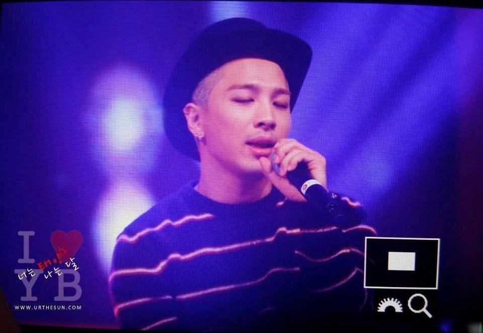 Tae Yang - BIGBANG Fan Meeting in Seoul - 18oct2014 - Fansite - Urthesun - 01.jpg