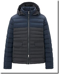 t-down by Theory men's down jacket