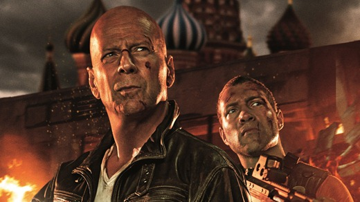 A Good Day to Die Hard - -cuevana