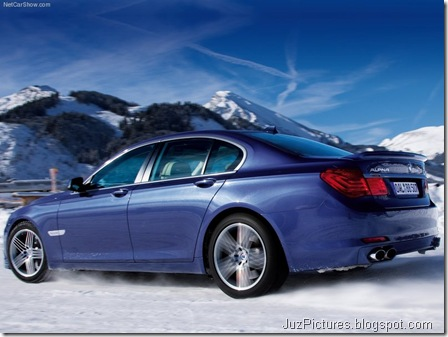 Alpina BMW B7 Bi-Turbo Allrad 4