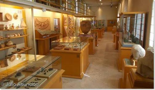 Museo Arqueológico de Alcoi - Sala principal