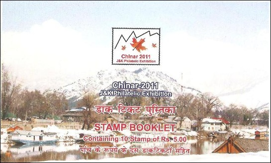 Chinar-2011-Stamp Booklet-15 (each 10x5) 04