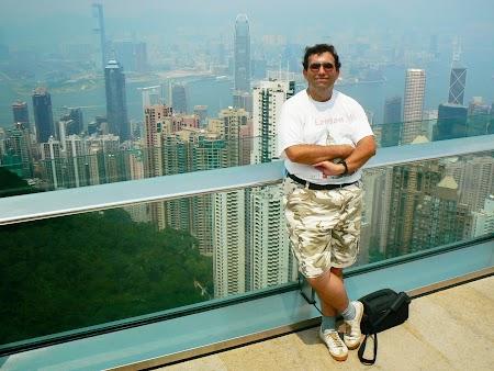 Obiective turistice Hong Kong: pe varful Victoria