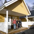 Eskilstuna, nous avons loué un cottage à Vilsta Camping ....