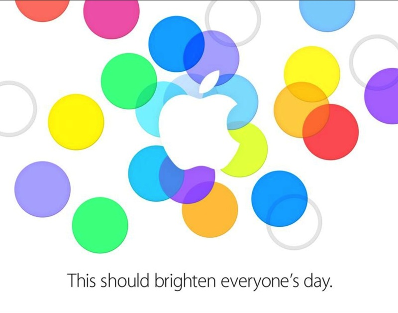 Evento Apple This should brighten everyone s day