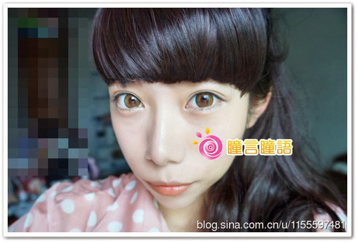 日本ROYAL VISION隱形眼鏡-Macaron馬卡龍咖12