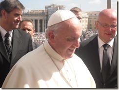 Rom Papst Franziskus 060