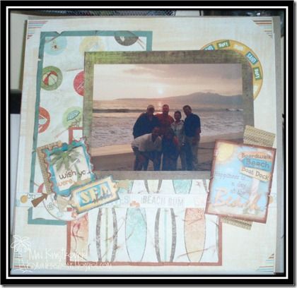 Layout - Mexico Beach Dads Album