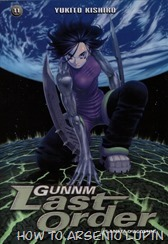 P00011 - Gunnm Last Order Tomo #11