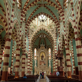 Iglesia de San Agustin by Keith Reling - Buildings & Architecture Places of Worship