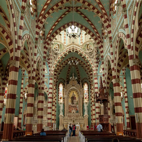 Iglesia de San Agustin by Keith Reling - Buildings & Architecture Places of Worship (  )