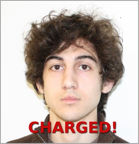Boston Marathon bombing suspect Dzhokar Tsarnaev. CLICK for more coverage.