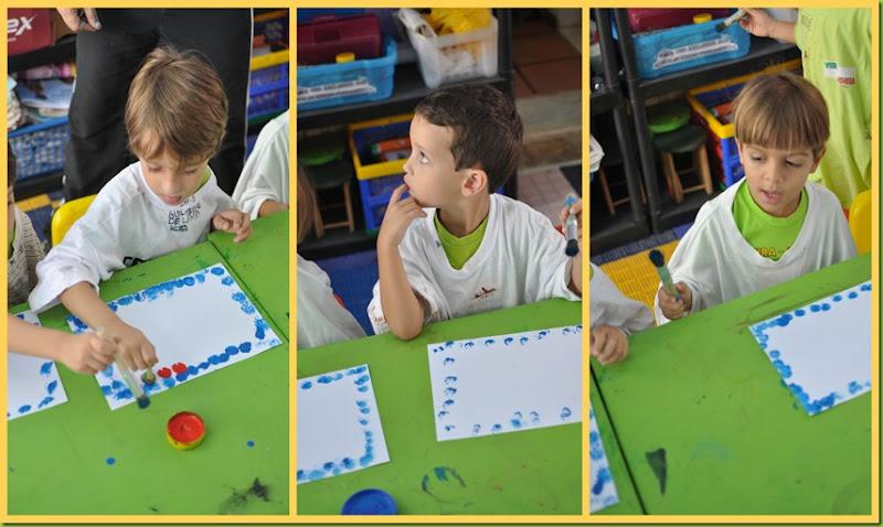 Infantil 5 Manhã - Pintura4