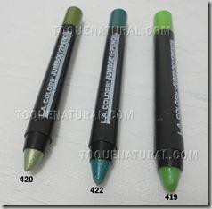 LA Colors Lápis Jumbo para Olhos3