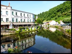 Brantome water