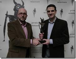 Ganadores Premio Minotauro 2012