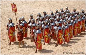 7 roman empire
