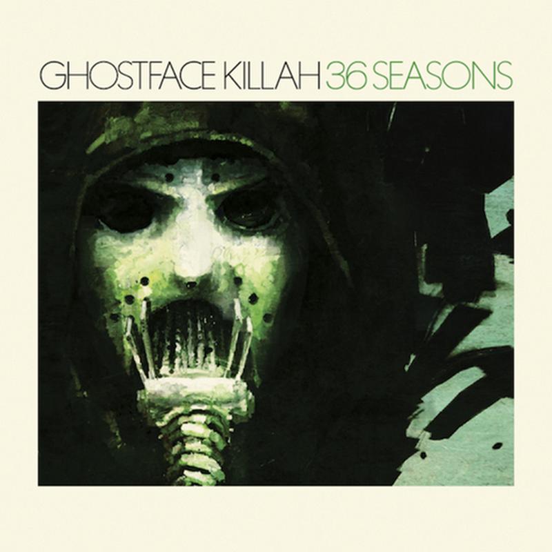 DE AFARĂ: Ghostface Killah - 36 Seasons (2014)