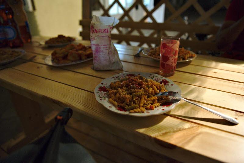 La dieta de recuperare de dupa Pamir.