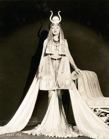 Cleopatra 1934 Claudette Colbert
