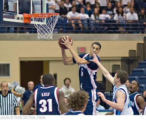 'Austin Daye' photo (c) 2008, SD Dirk - license: http://creativecommons.org/licenses/by/2.0/