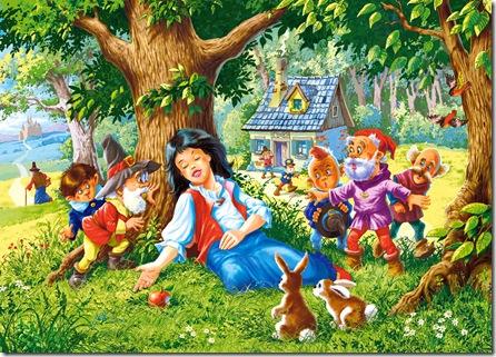Blancanieves,Schneewittchen,Snow White and the Seven Dwarfs (12)