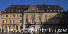 Folkwang University in Essen