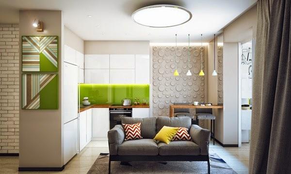 apartamento-diseño-sofa