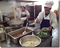 中国出張2013年3月 食堂
