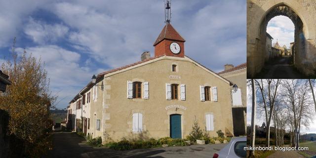 Saint-Arailles mairie